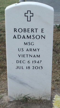 Robert Eugene Geno Adamson, Sr