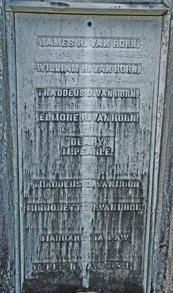 Elmore Russell Van Horn