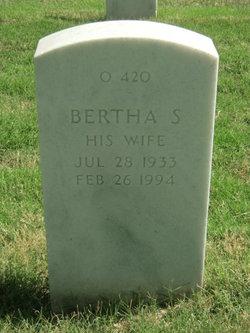 Bertha S Taylor