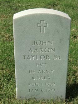 John Aaron Taylor, Sr