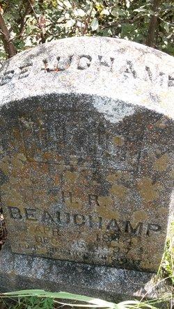 Hanna Robin <i>Mills</i> Beauchamp