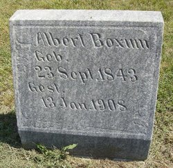 Albert Boxum