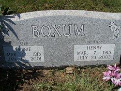 Henry Boxum