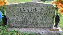Carl Lambert