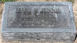 Mary Virginia Jennie <i>Shores</i> Bozman