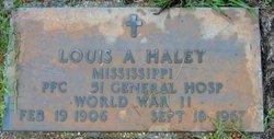 Louis A. Haley