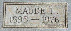 Maud Leona <i>Hall</i> Shumaker