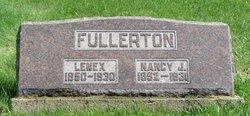 Nancy Jane <i>Groom</i> Fullerton
