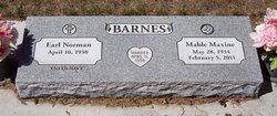 Mable Maxine <i>Clark</i> Barnes