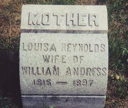 Louisa <i>Reynolds</i> Andress