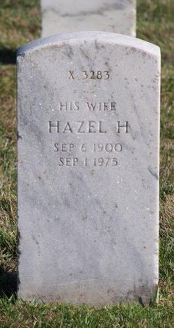 Hazel H Masters