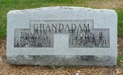 Emma A. <i>Haas</i> Grandadam