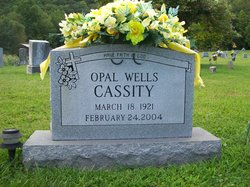 Opal Marie <i>Wells</i> Anderson-Cassity