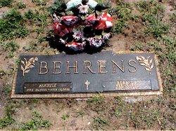 Bernice Agnes <i>Mitchell</i> Behrens