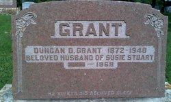 Duncan D. Grant