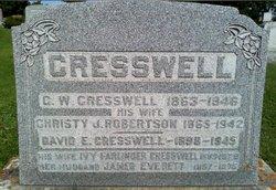 Ivy <i>Farlinger</i> Cresswell