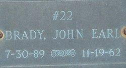 John Earl Brady