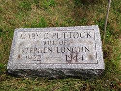 Mary C Puttock