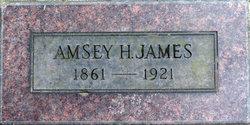 Amasa Howard Amsey James