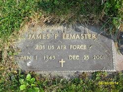 James T. LeMaster