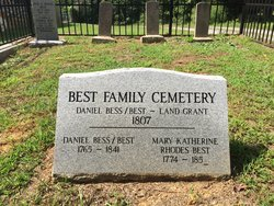 Best Family Cemetery