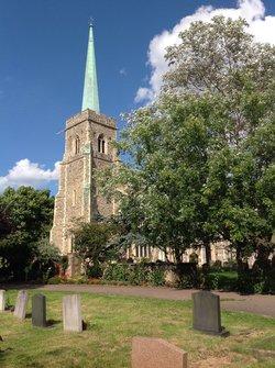 St Margaret Parish Churchyard