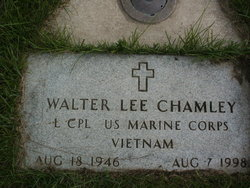 Walter Lee Pete Chamley