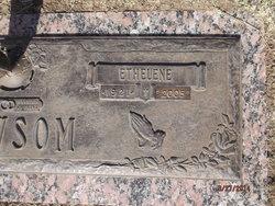 Ethelene <i>Shafer</i> Newsom