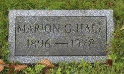 Marion G <i>Smith</i> Hall