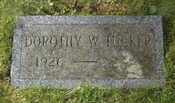 Dorothy Elizabeth <i>Walker</i> Tucker