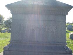 Mary <i>Thompson</i> Hitchman