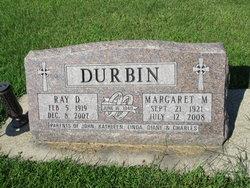 Margaret M <i>McCullough</i> Durbin