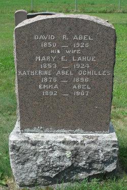 David R. Abel