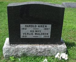 Harold Aiken