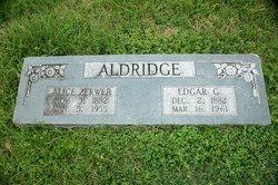 Edgar Guy Aldridge