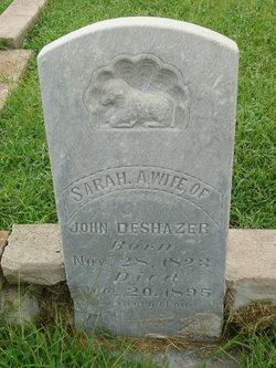 Sarah A. <i>Austin</i> DeShazer