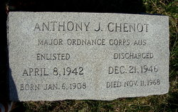 Anthony J. Chenot