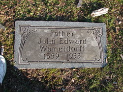 John Edward Womeldorff