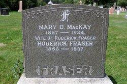 Mary C Minnie <i>MacKay</i> Fraser