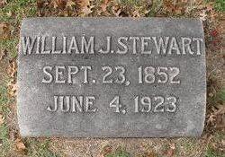 William Jackson Stewart