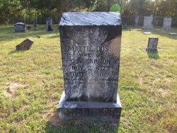 Mattie Elizabeth Bettie <i>Doss</i> Barron