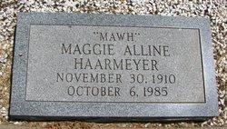 Maggie Alline Haameyer