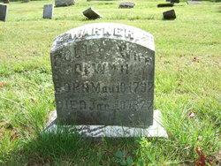 Mary <i>Gill</i> Warner