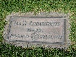 Ira Raymond Arganbright