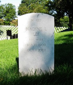 Nadine L Lee