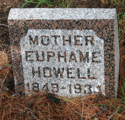 Euphame <i>Howell</i> Chatfield