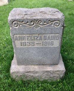 Ann Eliza Baird