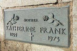 Katherine J <i>Wandler</i> Frank