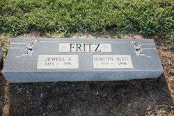 Dorothy <i>Bilyeu</i> Fritz