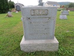 A. Grace Baker